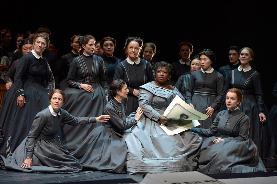 Giuseppe Verdi, Nabucco,  Deutsche Oper Berlin
