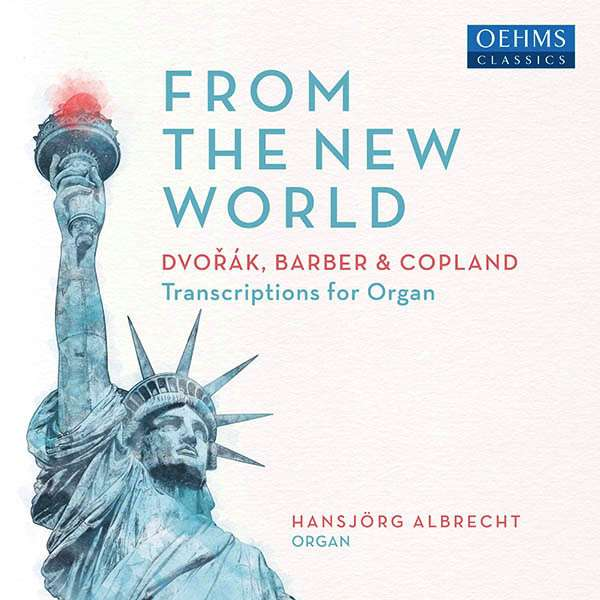 "Ladas Klassikwelt 65: Eine musikalische Amerikareise – das Album ""From the New World"" von Hansjörg Albrecht"