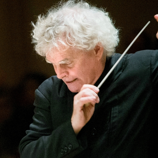 Richard Wagner, Parsifal, Berliner Philharmoniker, Sir Simon Rattle,  Philharmonie Berlin
