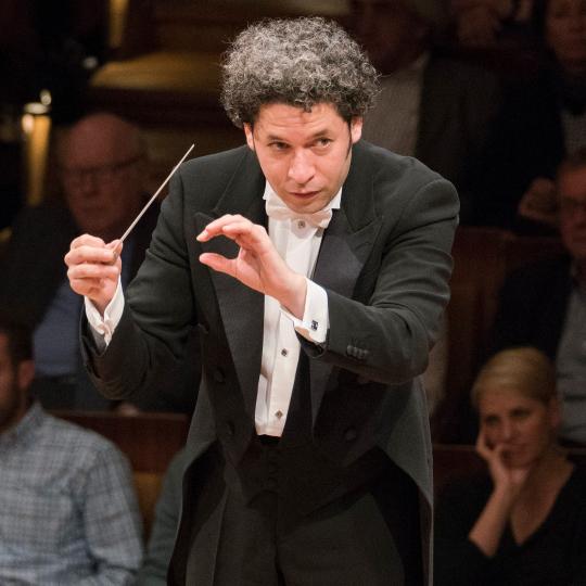 Berliner Philharmoniker, Gustavo Dudamel, Tamara Mumford,  Philharmonie Berlin