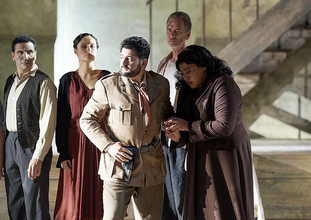 Giuseppe Verdi, Il trovatore, Wiener Staatsoper, 25. September 2019