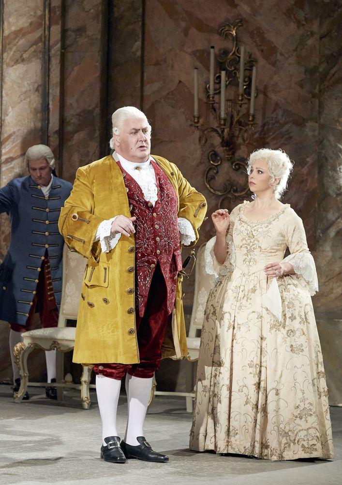 Richard Strauss, Der Rosenkavalier, Adam Fischer, Krassimira Stoyanova,  Wiener Staatsoper