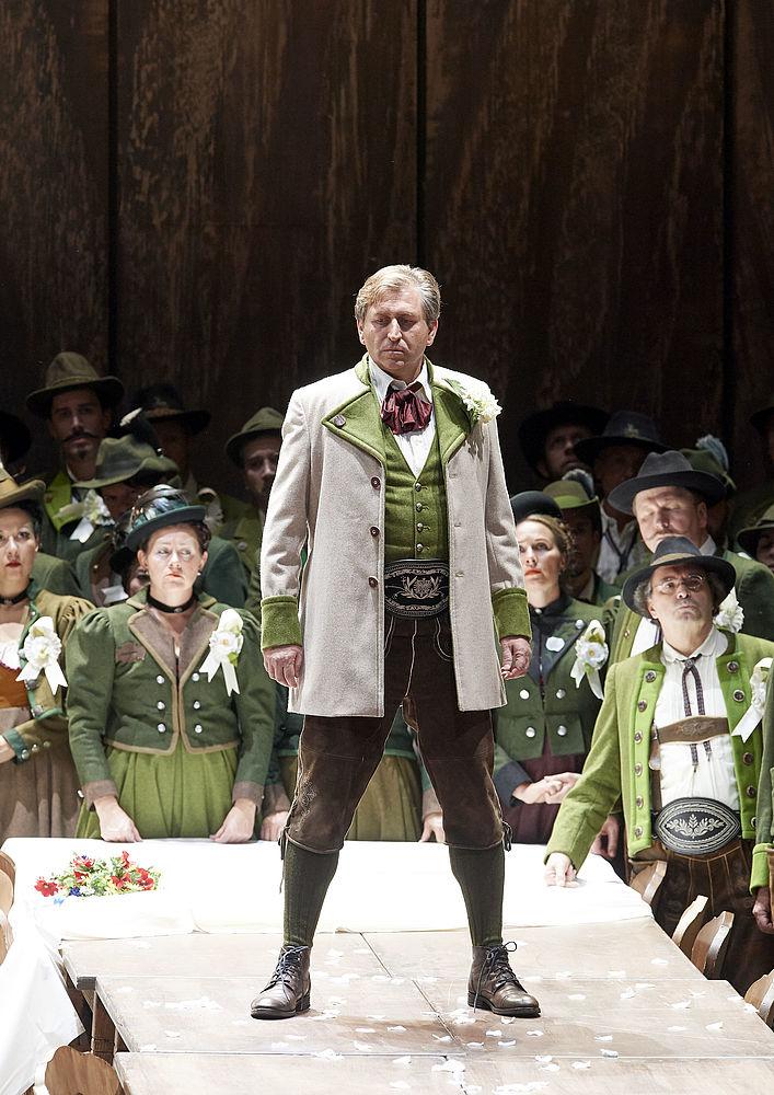 Richard Wagner, Lohengrin, 7.11.2018,  Wiener Staatsoper