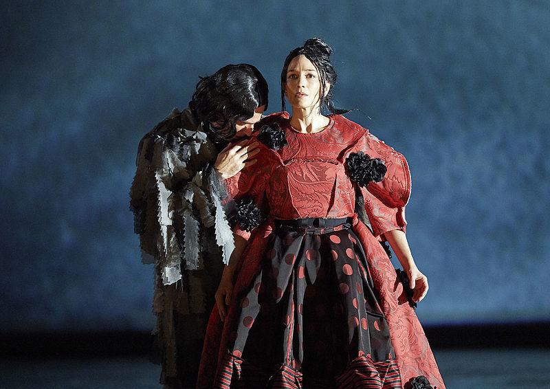Olga Neuwirth, Orlando, Uraufführung  Wiener Staatsoper, 8. Dezember 2019