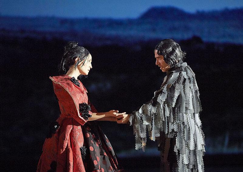 Olga Neuwirth, Orlando,  Wiener Staatsoper, 8. Dezember 2019