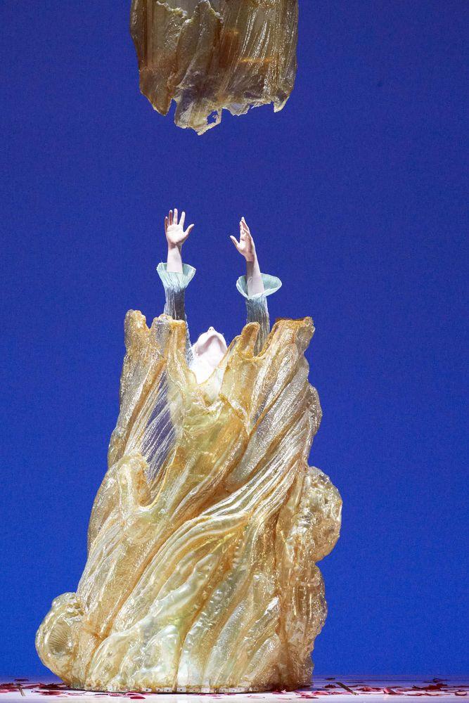 Richard Strauss, Daphne,  Wiener Staatsoper