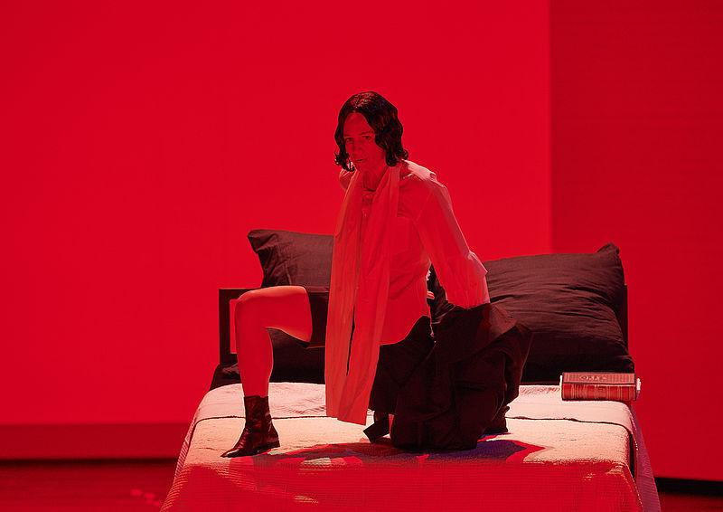 Olga Neuwirth, Orlando,  Wiener Staatsoper, 11. Dezember 2019