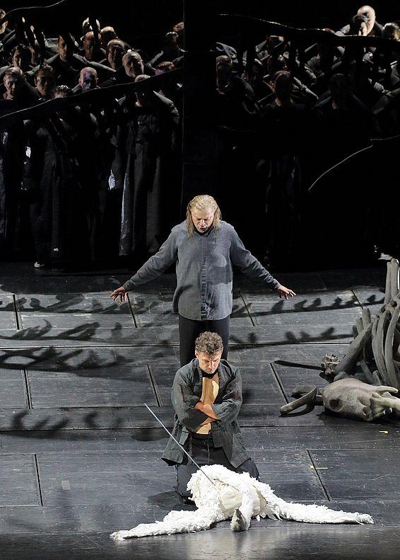 Richard Wagner, Parsifal, 5. Juli 2018,  Bayerische Staatsoper, München
