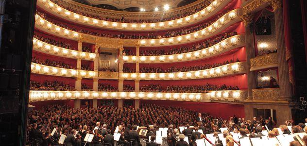 La Bayadère, Bayerisches Staatsballett, Bayerisches Staatsorchester,  Bayerische Staatsoper, München