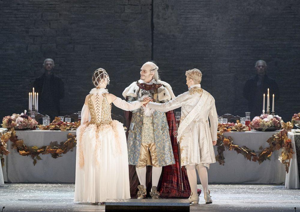 Georg Friedrich Händel, Ariodante, Wiener Staatsoper, 1. März 2018