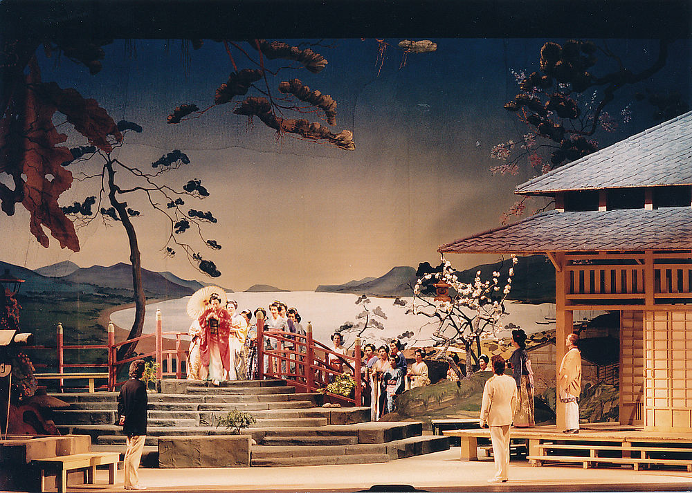 Giacomo Puccini, Madame Butterfly, Wiener Staatsoper, 16. September 2019