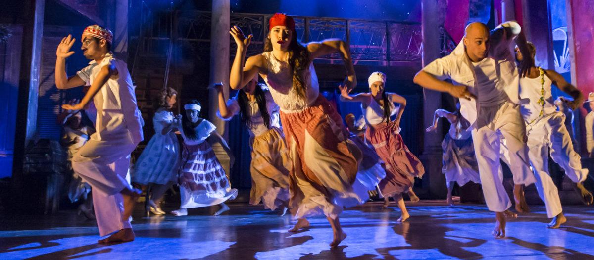 Carmen la Cubana, Deutsches Theater München, 17. Oktober 2018