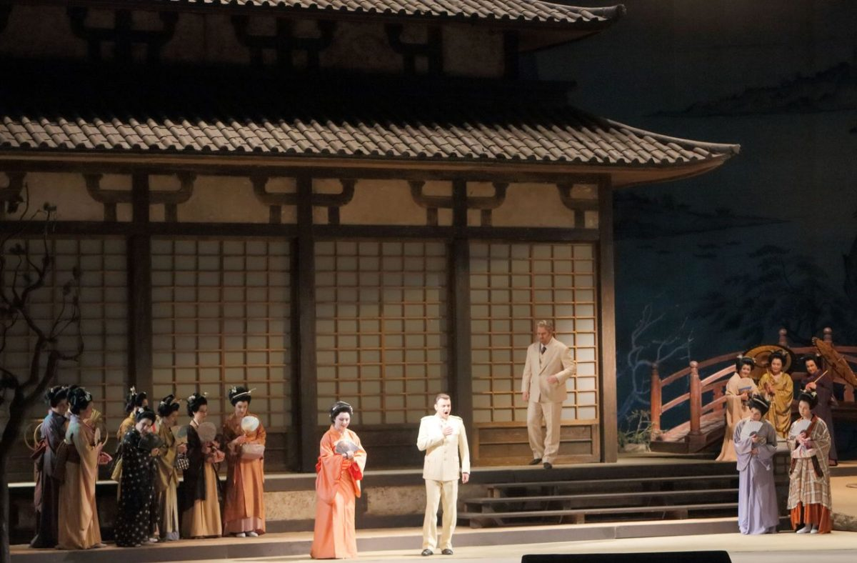 Giacomo Puccini: Madama Butterfly,  Bayerische Staatsoper