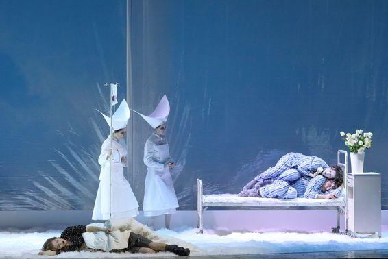 Hans Abrahamsen,Snedronnigen / The Snow Queen,  Bayerische Staatsoper, München, 28. Dezember 2019