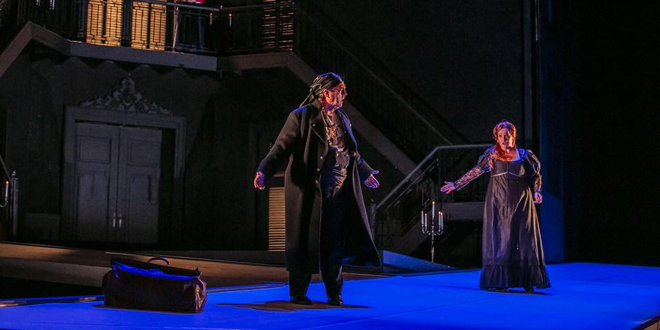 Giuseppe Verdi, La forza del destino,  Semperoper Dresden