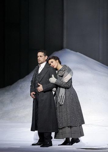 Gaetano Donizetti: LUCIA DI LAMMERMOOR – Premiere,  Wiener Staatsoper, 9. Februar 2019
