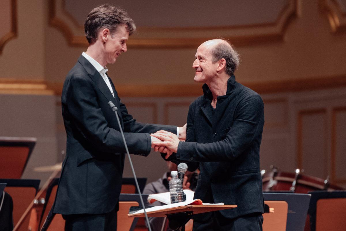 Hans Zender,Schuberts »Winterreise«, Ian Bostridge,  Laeiszhalle Hamburg