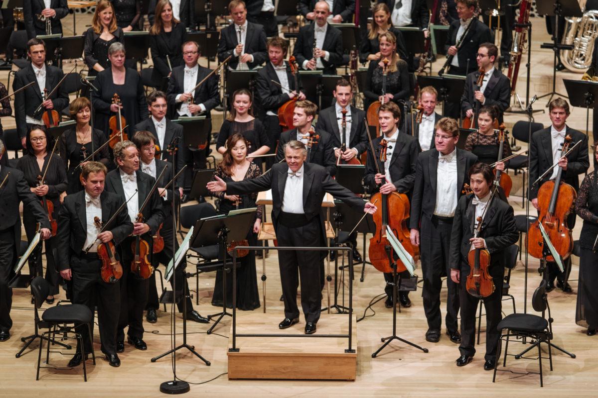 Symphonieorchester des Bayerischen Rundfunks, Mariss Jansons, Elbphilharmonie, Hamburg