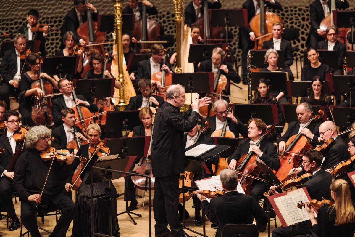Münchner Philharmoniker, Valery Gergiev,  Elbphilharmonie, Hamburg