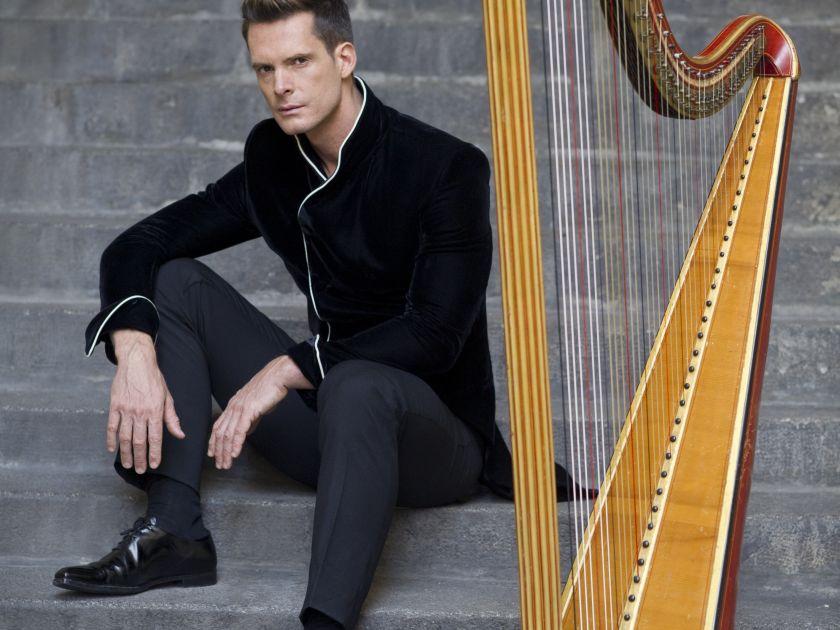 Interview Xavier de Maistre, Harfenist   klassik-begeistert.de