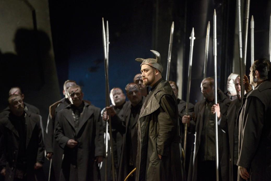 Richard Wagner, Der Ring des Nibelungen, Götterdämmerung,  Deutsche Oper Berlin