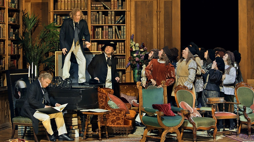 Richard Wagner, Die Meistersinger von Nürnberg,  28. Juli 201,  Bayreuther Festspiele