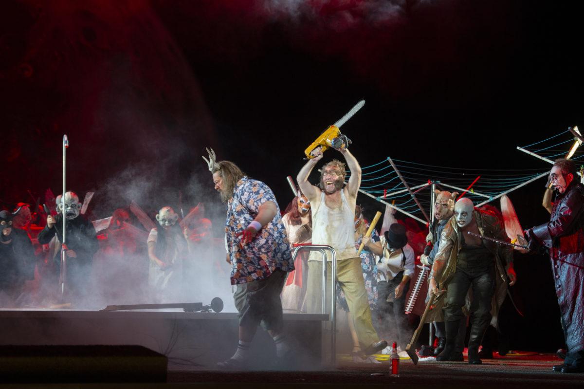 Otto Nicolai, Die lustigen Weiber von Windsor,  Staatsoper Unter den Linden, 03. Oktober 2019