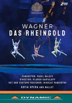 DVD-Rezension, Richard Wagner,Das Rheingold  klassik-begeistert.de