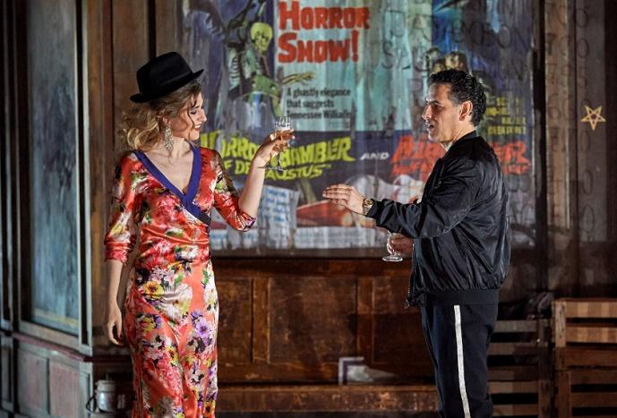 CHARLES GOUNOD, FAUST –  Premiere per Livestream, 29. April 2021  Wiener Staatsoper