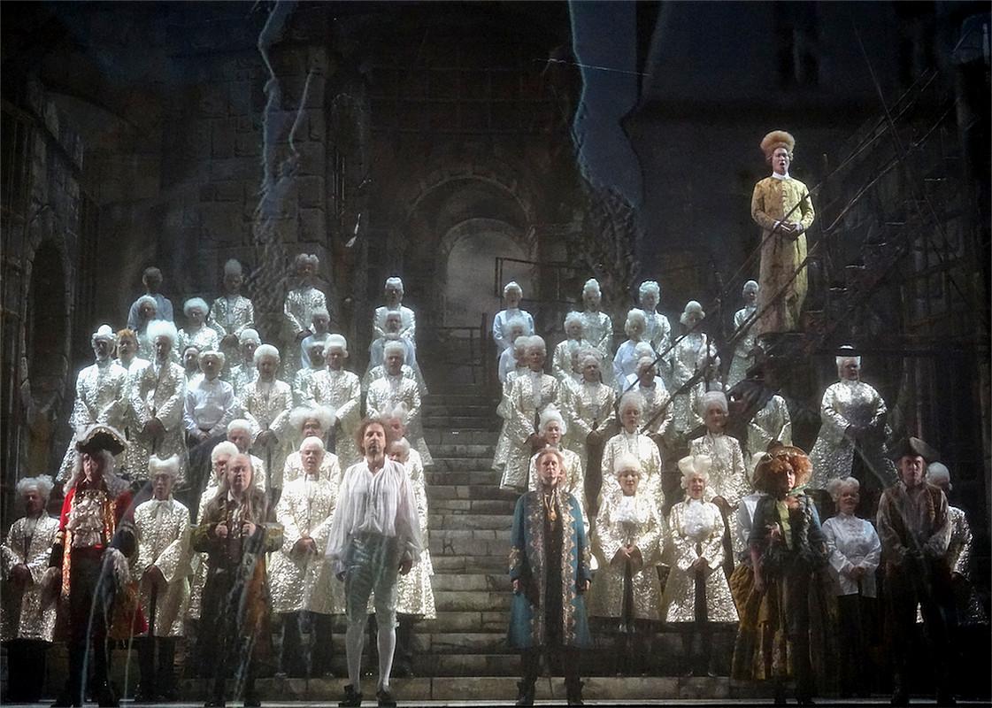Ludwig van Beethoven, Fidelio,  Oper Halle, 15. November 2017