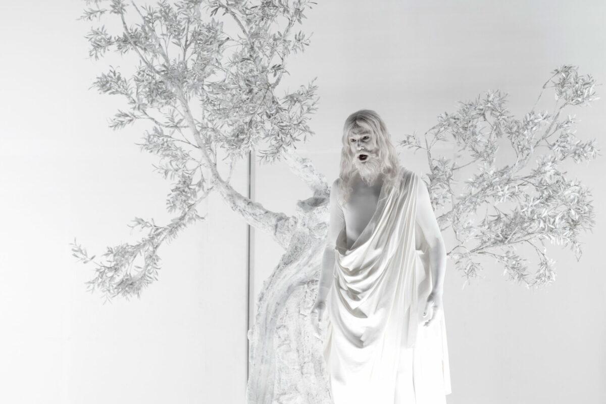 Georg Friedrich Händel, Brockes-Passion, Premiere, Oper Halle, 3. Oktober 2021