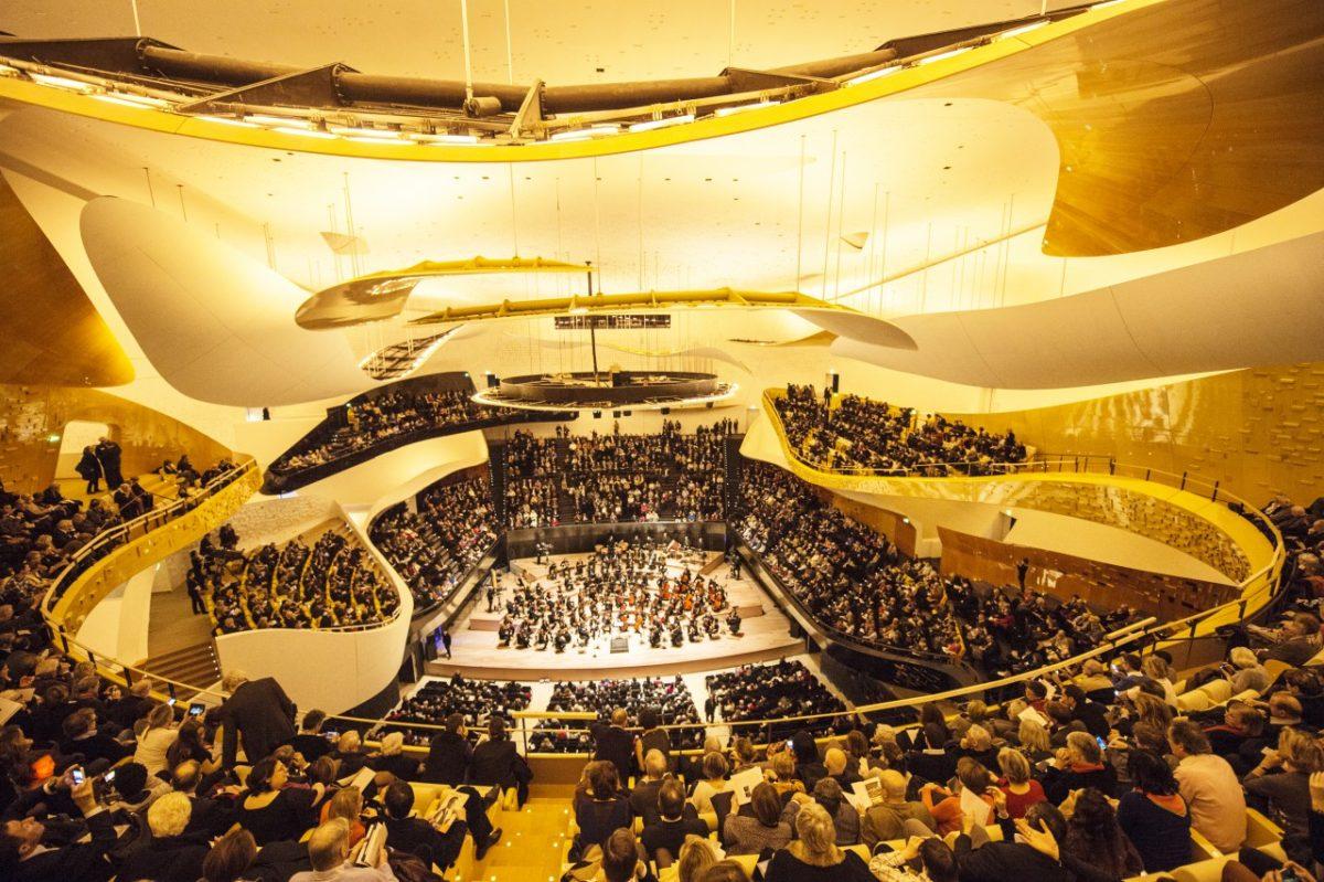 Orchestre de Paris, Tugan Sokhiev, Vadim Gluzman,Philharmonie de Paris, 02. Oktober 2019