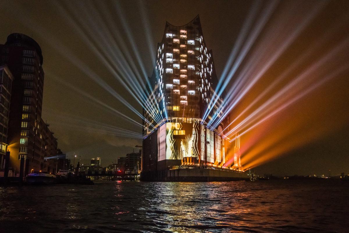 Rückblick: Silvester- und Neujahrskonzerte in Hamburg,  Elbphilharmonie und Laeiszhalle Hamburg