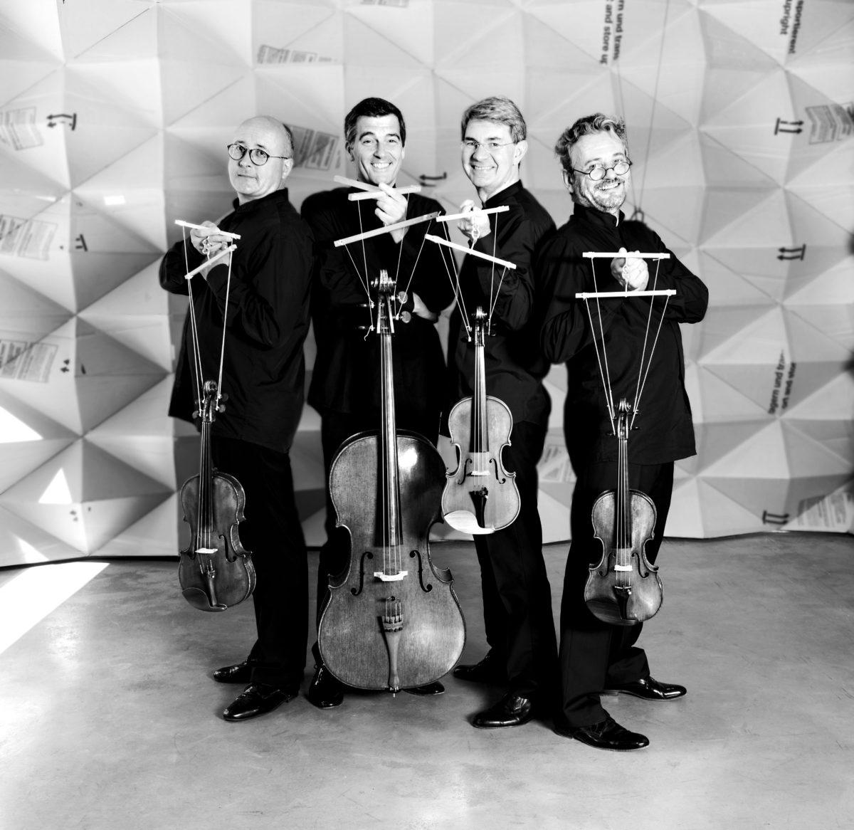 Artis-Quartett,  Musikverein Wien, Brahms-Saal