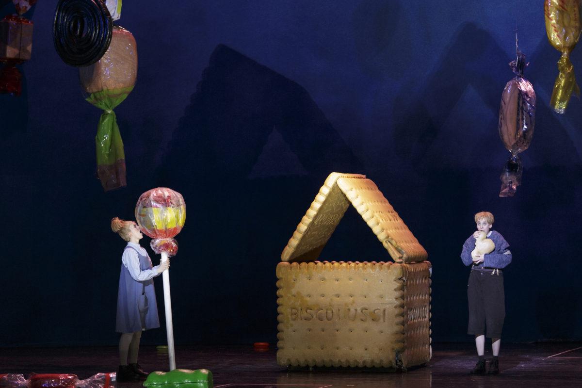 Engelbert Humperdinck, Hänsel und Gretel,  Semperoper Dresden, 21. Dezember 2019