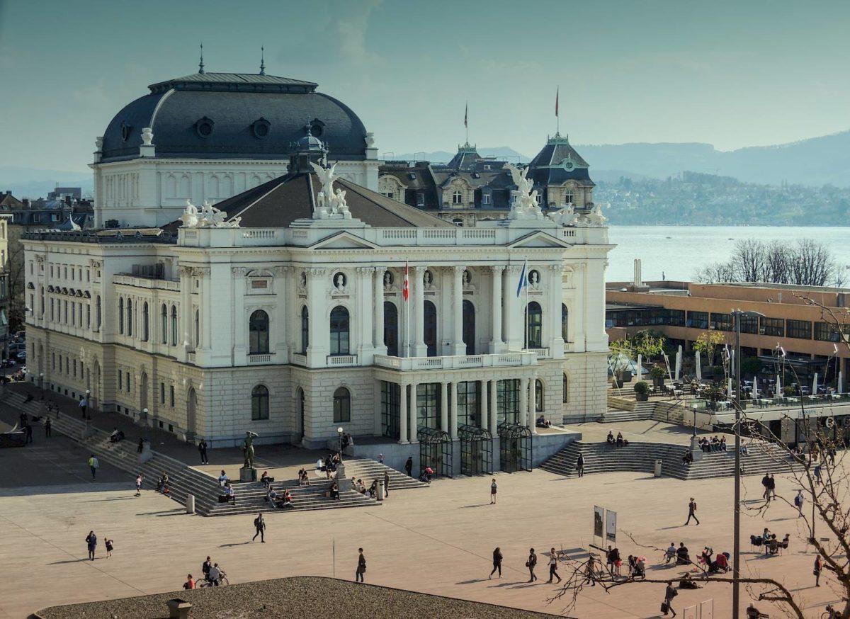Giuseppe Verdi, Nabucco, Opernhaus Zürich, 29. Juni 2019