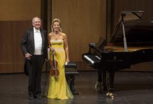 Anne-Sophie Mutter, Violine Lambert Orkis, Klavier