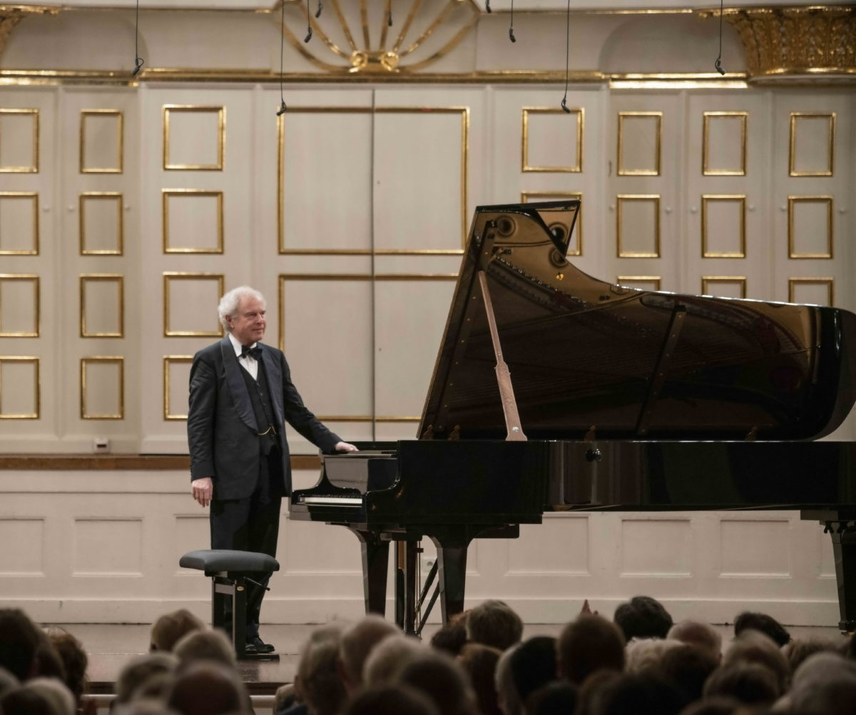 Solistenkonzert András Schiff, Johann Sebastian Bach BWV 870–893, Salzburger Festspiele, 16. August 2018