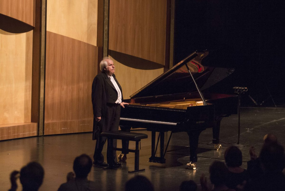 Grigory Sokolov, Mozart, Beethoven,  Salzburger Festspiele 2017