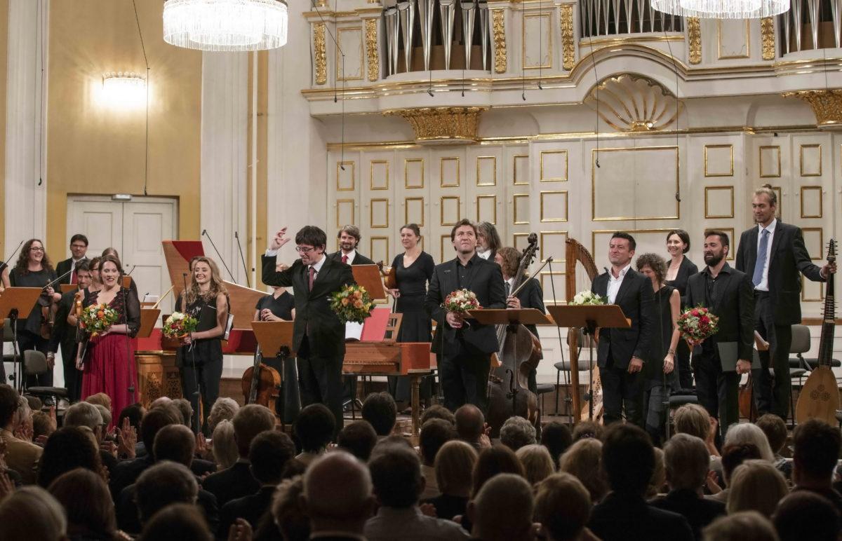Alessandro Stradella, San Giovanni Battista, Stiftung Mozarteum, Salzburger Festspiele, 26. Juli 2018