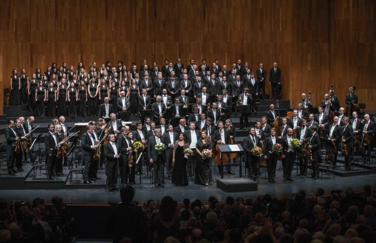 Wiener Philharmoniker · Riccardo Muti , Salzburger Festspiele, Großes Festspielhaus, 15. August 2018