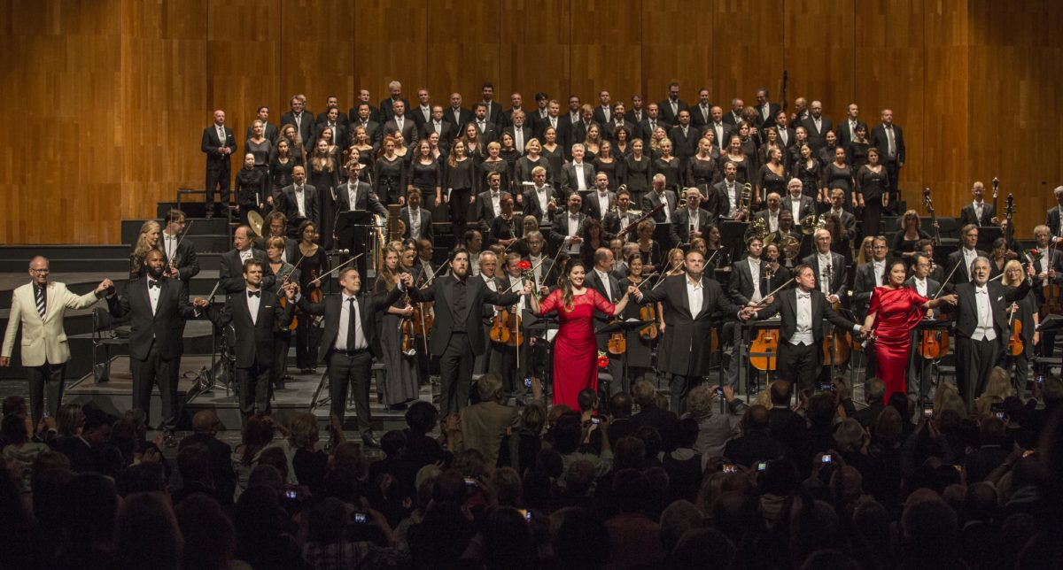 Giuseppe Verdi I due Foscari, Salzburger Festspiele, 14. August 2017