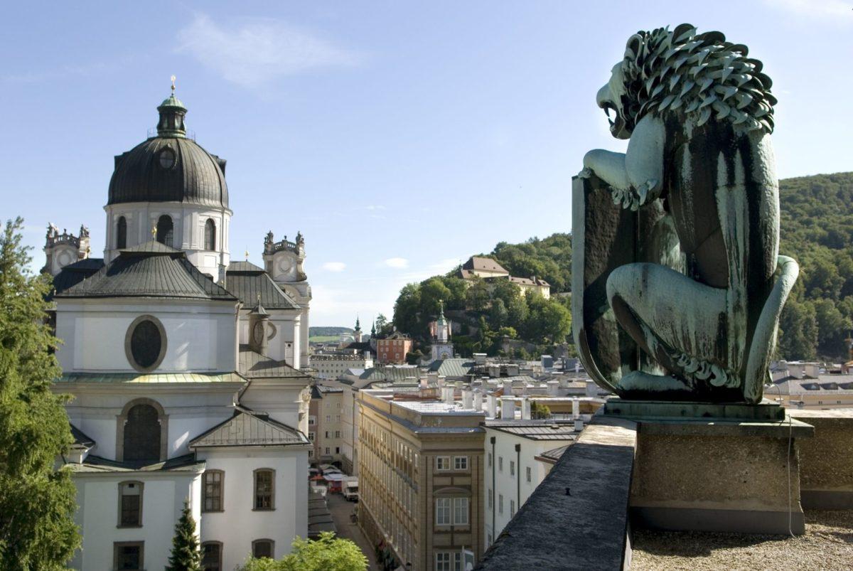 Sommereggers Klassikwelt 50: Die unendliche Baugeschichte von Salzburgs Festspielhäusern