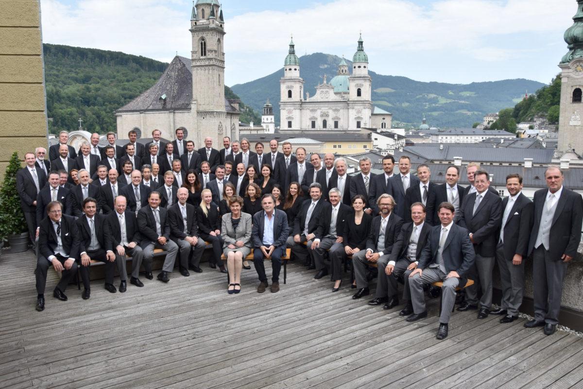 Andris Nelsons, Wiener Philharmoniker,  Salzburger Festspiele, 7. August 2020