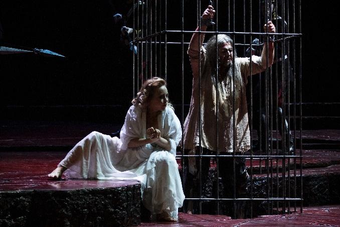 Richard Strauss, Salome, Teatro Communale di Bologna, 19. Februar 2018