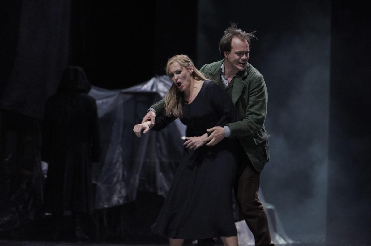 Richard Wagner, Der fliegende Holländer, Deutsche Oper Berlin, 09. Mai 2019