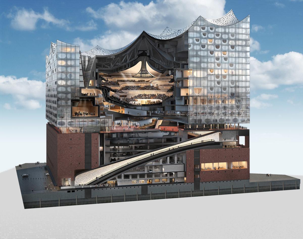 NDR Chor, NDR Elbphilharmonie Orchester, Andrew Manze, Alban Gerhardt,  Elbphilharmonie, Hamburg