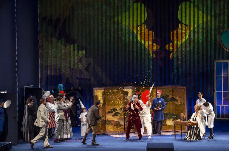 Richard Strauss, Der Rosenkavalier (Premiere), Staatsoper Unter den Linden Berlin, 9. Februar 2020