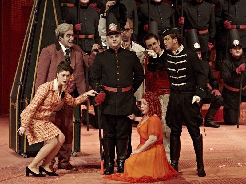 Gioachino Rossini, Il barbiere di Siviglia,  Staatstheater Stuttgart