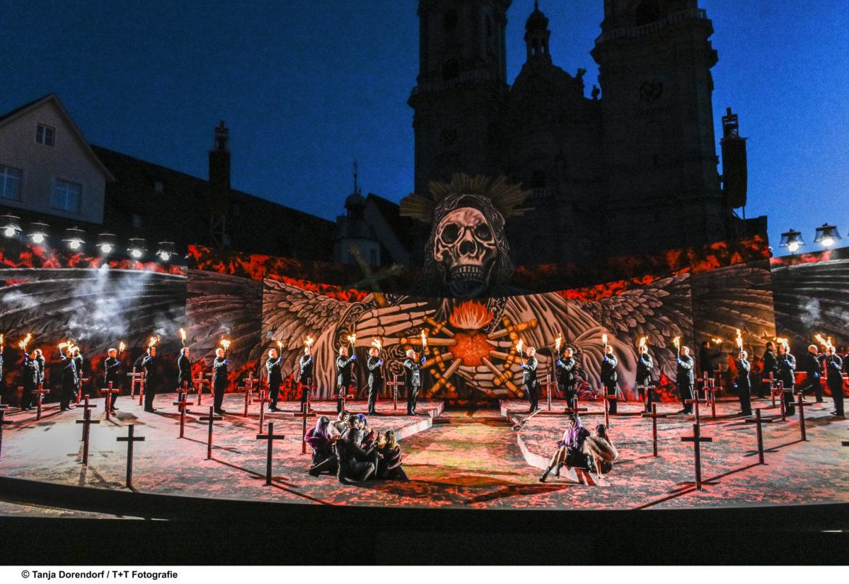 Giuseppe Verdi, Il Trovatore,  14. St. Galler Festspiele, 28. Juni 2019
